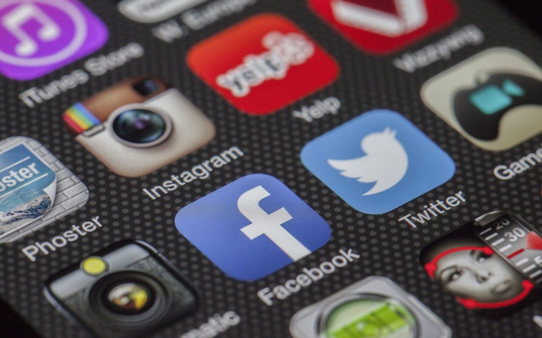Sosiale medier for bedrifter