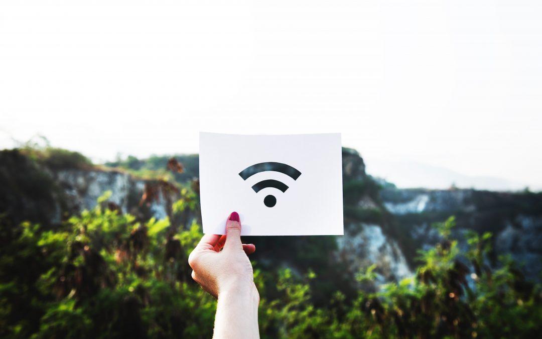 Gratis WiFi i Egersund sentrum