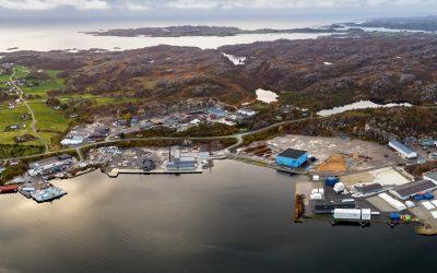 ROBINSON: Eigerøy skal teste nye energiløsninger