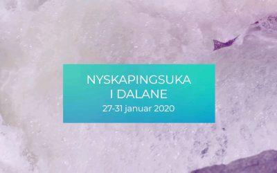 Nyskapingsuka Dalane 2020