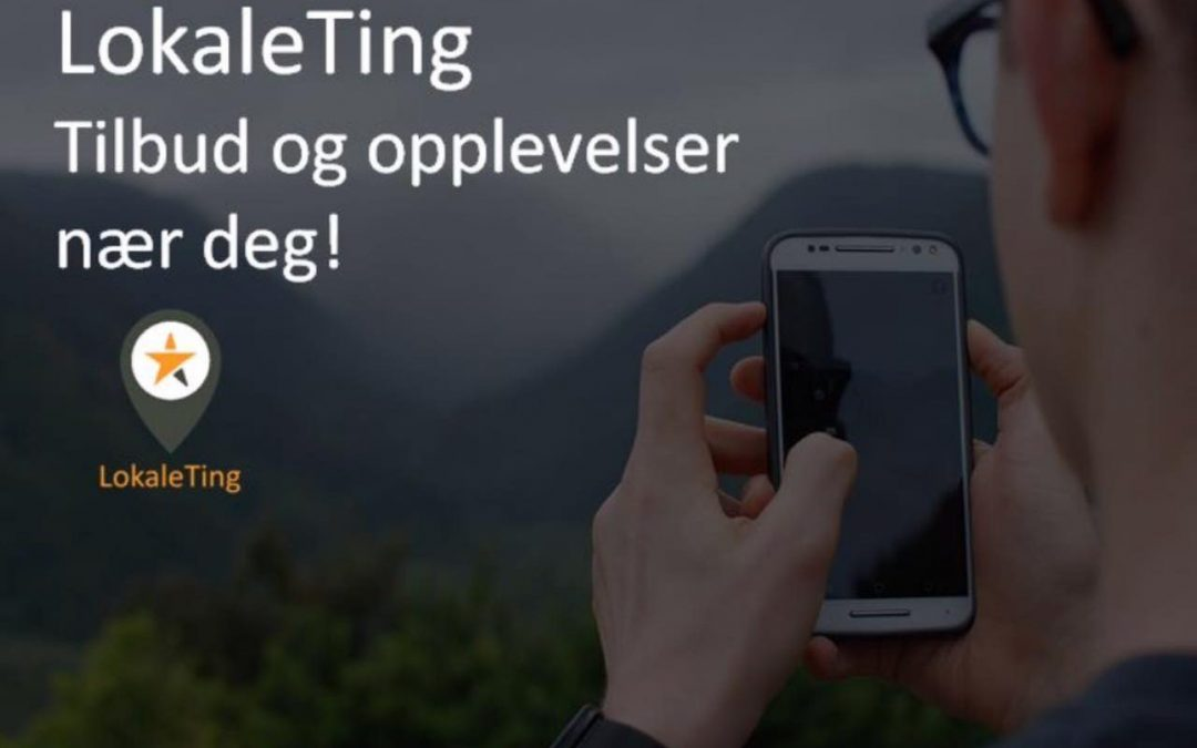 Eigersund Næring og Havn gir støtte til ny app for lokal handel