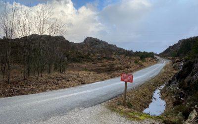 SOLGT – Stor næringstomt på Hellvik selges