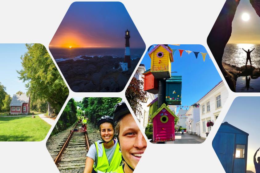 Treårig reiselivsprosjekt for kommunene i Magma Geopark